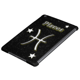 Pisces symbol iPad air case