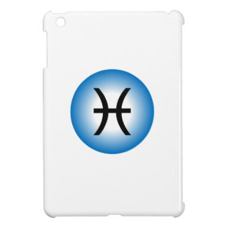 PISCES SYMBOL iPad MINI COVER