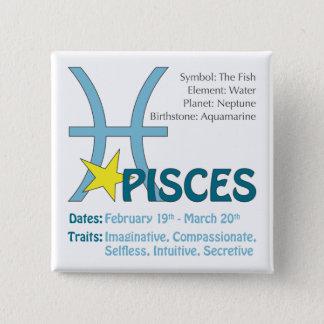 Pisces Traits Button