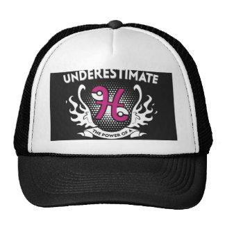 pisces women trucker hat