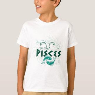 Pisces Zodiac Design T-Shirt