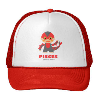 Pisces Zodiac for kids Trucker Hat