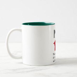 Pisces Zodiac Holiday Customizable Mug