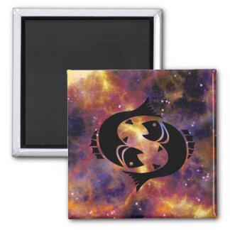 Pisces Zodiac Magnets