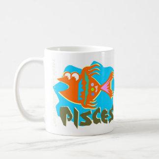Pisces Zodiac Sign Mug