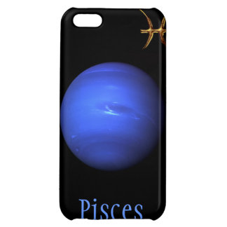 PISCES Zodiac Sign, Neptune Planet, Astrology Case For iPhone 5C