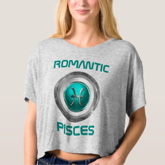 Pisces Zodiac Sign T-shirt