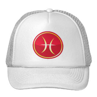 Pisces - Zodiac Signs Trucker Hat