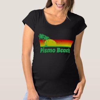 Pismo Beach Maternity T-Shirt