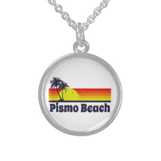 Pismo Beach Sterling Silver Necklace