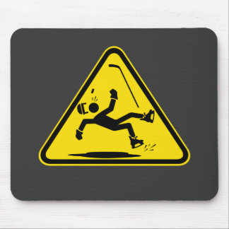 Piso Mojado Logo Mousepad