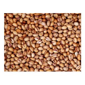 Pistachio Nuts Postcard