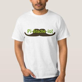 Pistachio Pi-stache-io Mustache Tees