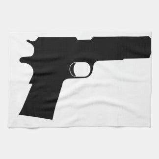 Pistol Hand Towel