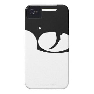 Pistol iPhone 4 Cases