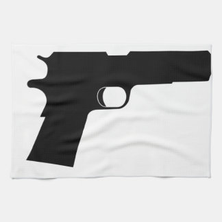 Pistol Kitchen Towel