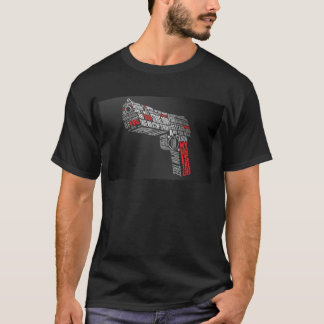 Pistol quote T-Shirt