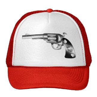Pistol Trucker Hat