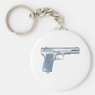 Pistole pistol gun schlüsselanhänger
