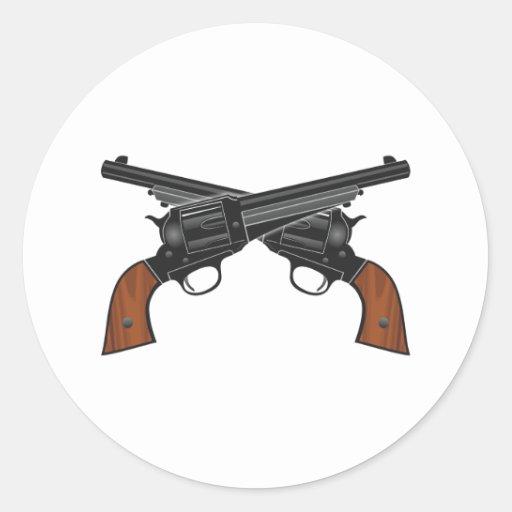 Pistols pistols colts stickers