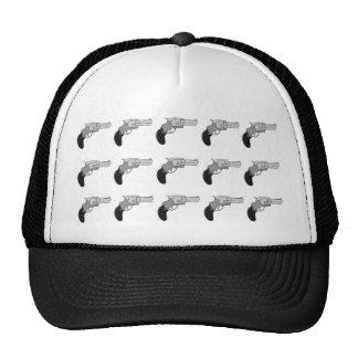 pistols trucker hat