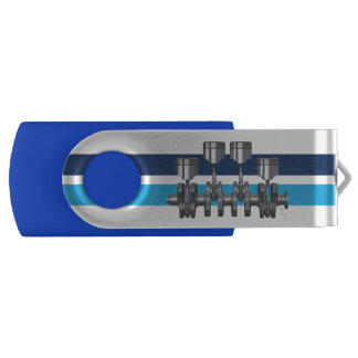 Piston Crankshaft USB Flash Drive
