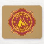 Piston Peak Fire & Rescue Badge