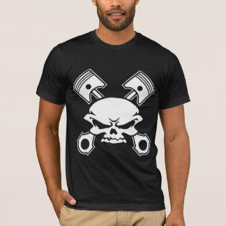 Piston Pirate Flag T-Shirt