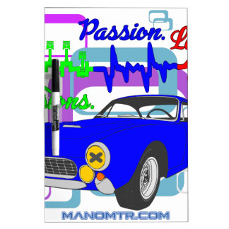 pistons passion love F250Lusso Dry Erase Board
