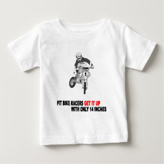 Pit Bike Racers Baby T-Shirt