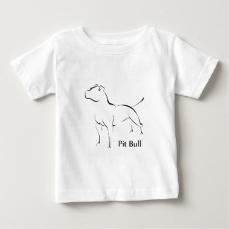 Pit Bull Apparel Baby T-Shirt