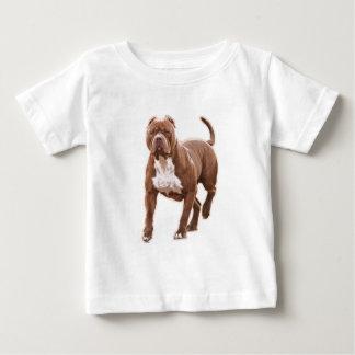 Pit bull brown baby T-Shirt