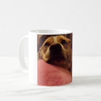Pit Bull Face Coffee Mug