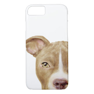 Pit Bull Golden Brown Case-Mate iPhone Case