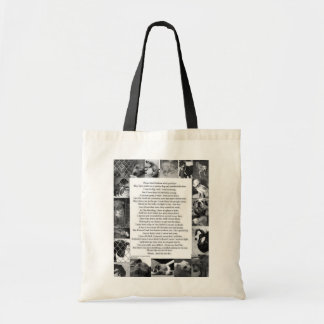 Pit Bull... I dont want to fight... Tote Bag