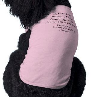 Pit Bull Plea Shirt