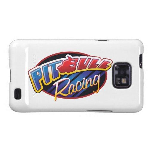 Pit Bull Racing Samsung Galaxy S Case