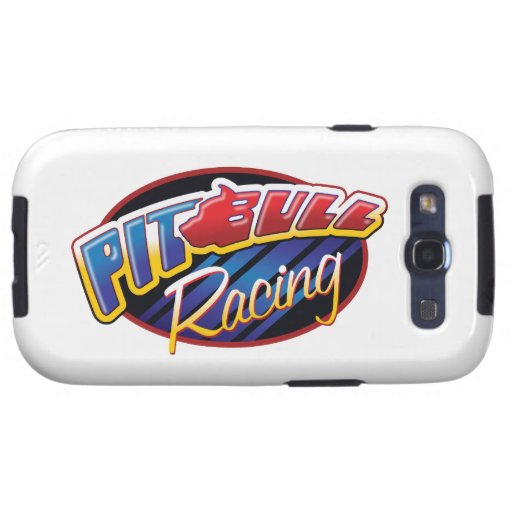 Pit Bull Racing Samsung Galaxy S3 Cases