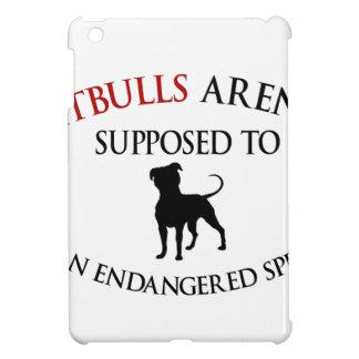 Pit bulls design cute iPad mini case