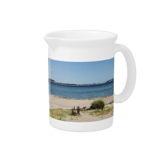 Pit Cher beach and sea Pitcher