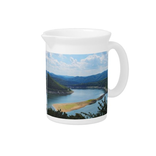 Pit Cher Edersee in North Hesse Pitcher