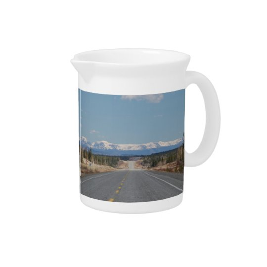 Pit Cher highway in Canada Drink Pitcher
