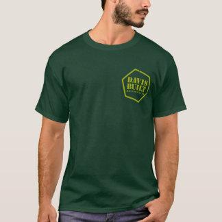 PIT CREW hoodie (yellow/dk. green)