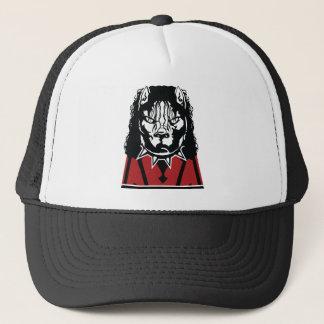 pit jackson design cute trucker hat