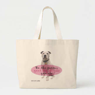 Pit Tote.  Because you need this. Large Tote Bag