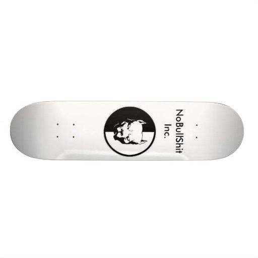 pitbull1, NoBullShit Inc. Skate Board Deck