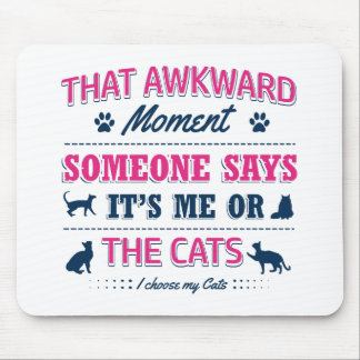 Pitbull Awkward moment Mouse Pad