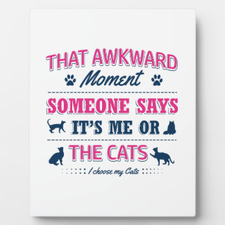 Pitbull Awkward moment Plaque