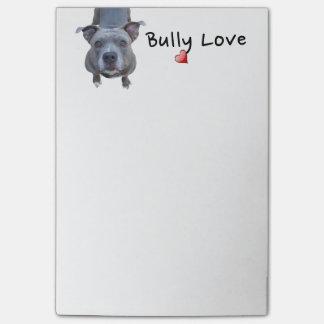 Pitbull Bully Love Notes