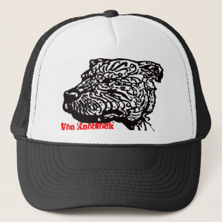 Pitbull by Von Knoblock Trucker Hat